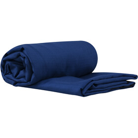Sea to Summit Silk Stretch Spodenki rowerowe standard, navy blue